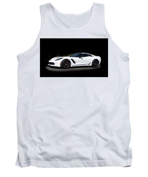 Chevrolet Corvette Z06 - 2017  Tank Top