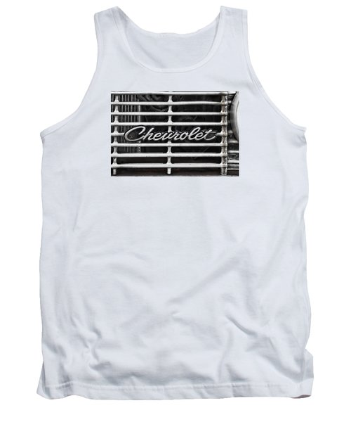 Chevy Grill Tank Top