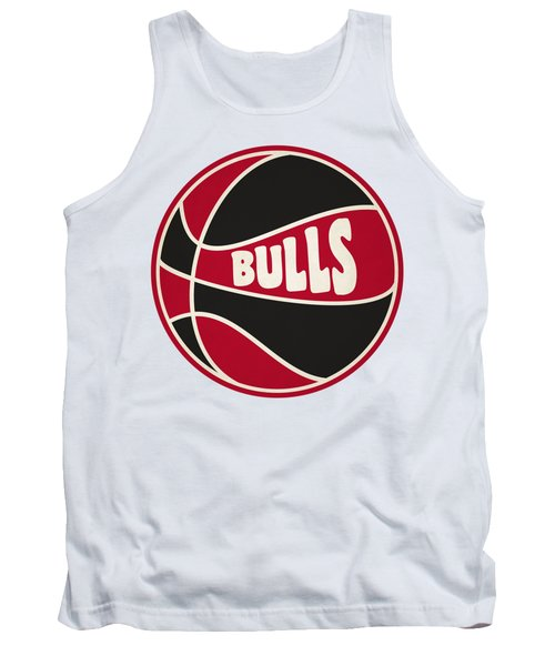 Chicago Bulls Retro Shirt Tank Top
