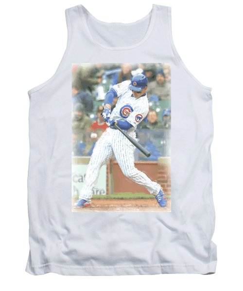 Chicago Cubs Anthony Rizzo Tank Top