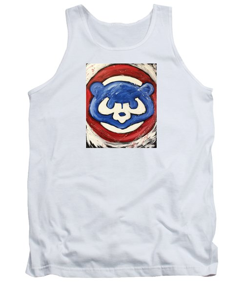 Chicago Cubs Tank Top