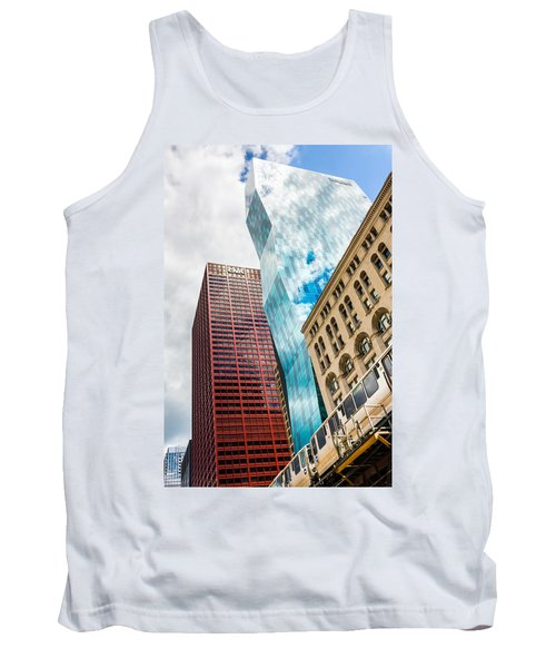 Chicago's South Wabash Avenue  Tank Top