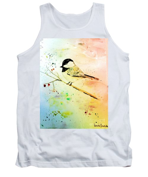 Chick-a-dee Tank Top