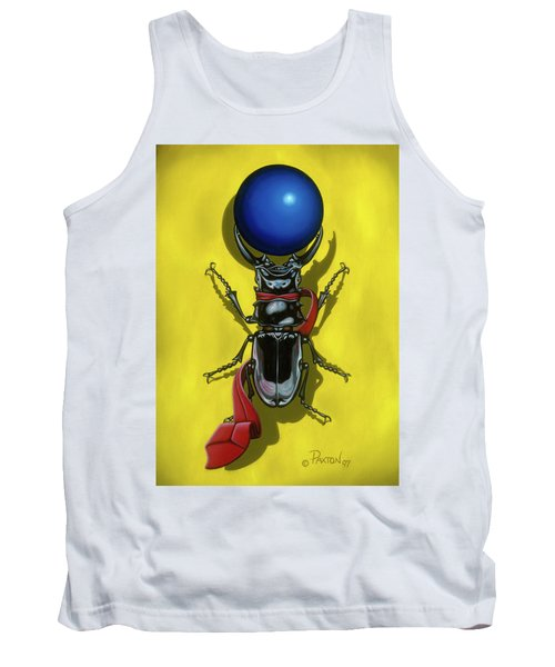 Childhood Pinch Tank Top