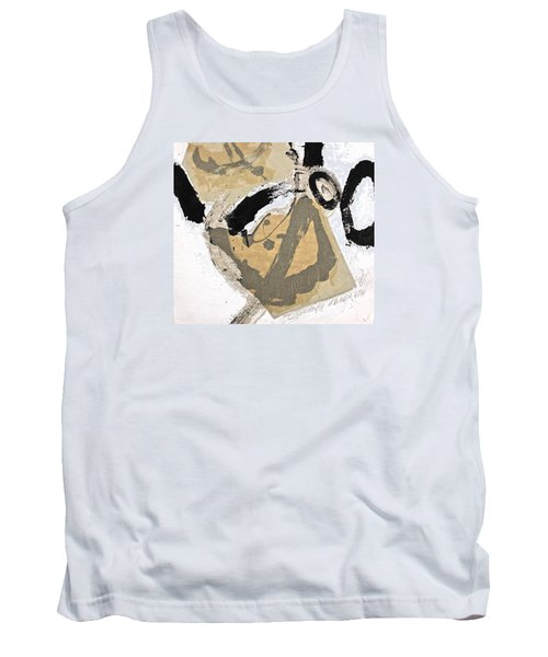 Chine Colle Tank Top by Cliff Spohn