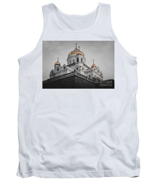 Christ The Savior Cathedral Tank Top
