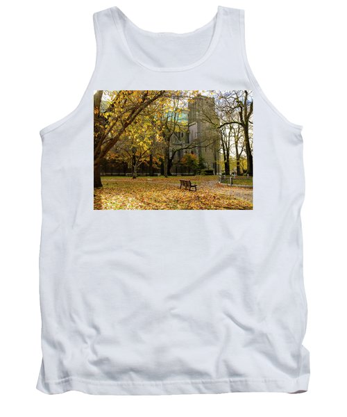 Christchurch Cathedral Tank Top by Keith Boone