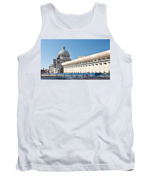 Christian Science Church Tank Top