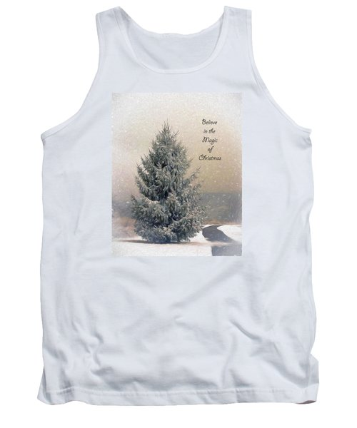 Christmas Magic Tank Top