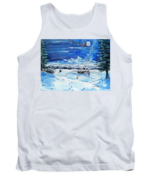 Christmas Wonderland Tank Top