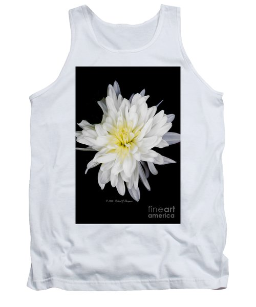 Chrysanthemum Bloom Tank Top