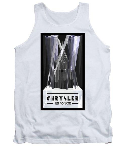 Chrysler Tank Top
