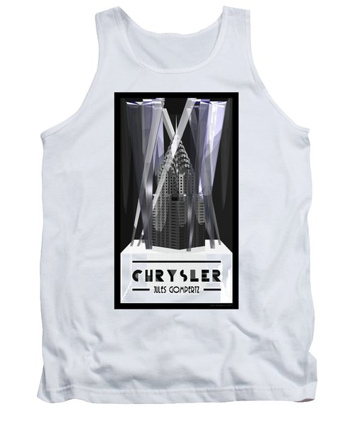 Chrysler Tank Top