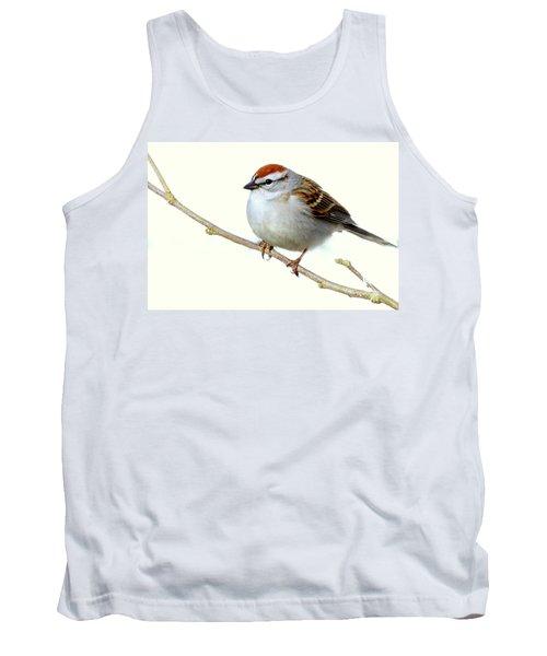 Chubby Sparrow Tank Top