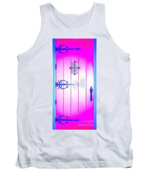 Church Door Tank Top
