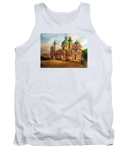 Church Tank Top