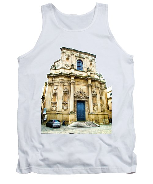 Church Of St Chiari Tank Top