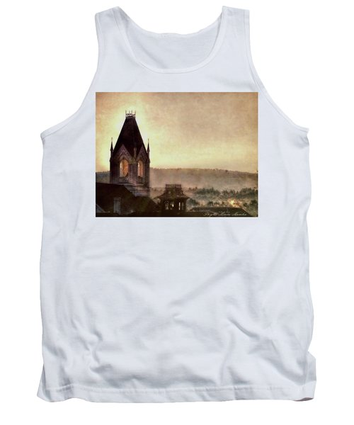 Church Steeple 4 For Cup Tank Top