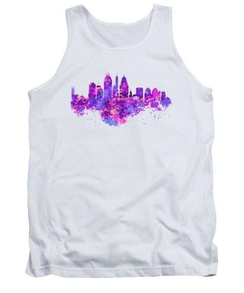 Cincinnati Skyline Tank Top