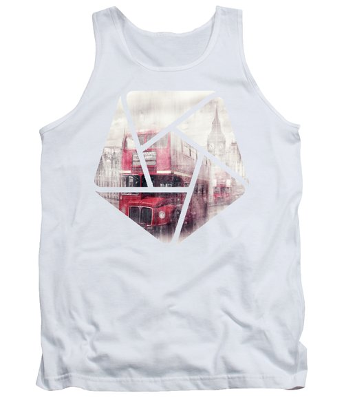 City-art London Westminster Collage II Tank Top