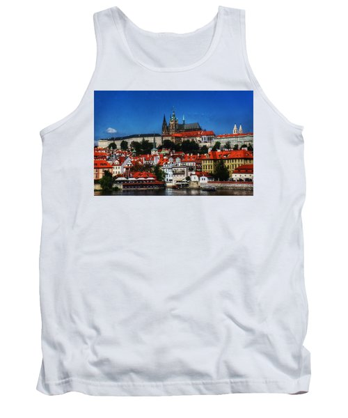 City On The River IIi Tank Top