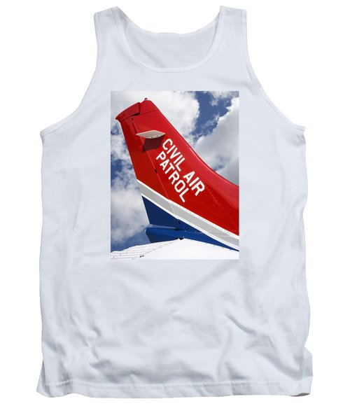 Civil Air Patrol Aircraft Tank Top