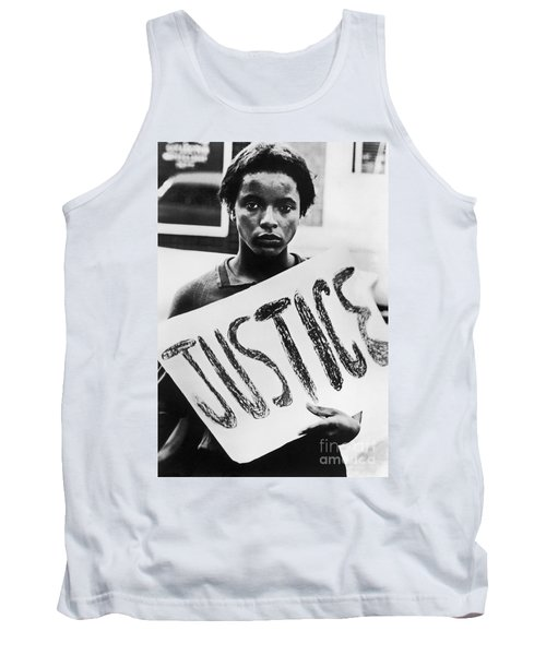 Civil Rights, 1961 Tank Top