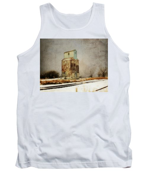 Tank Top featuring the photograph Clare Elevator by Julie Hamilton