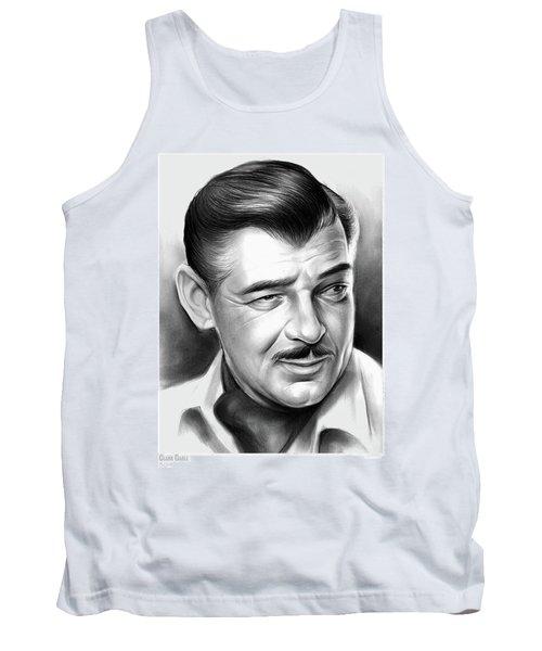 Clark Gable 26aug17 Tank Top