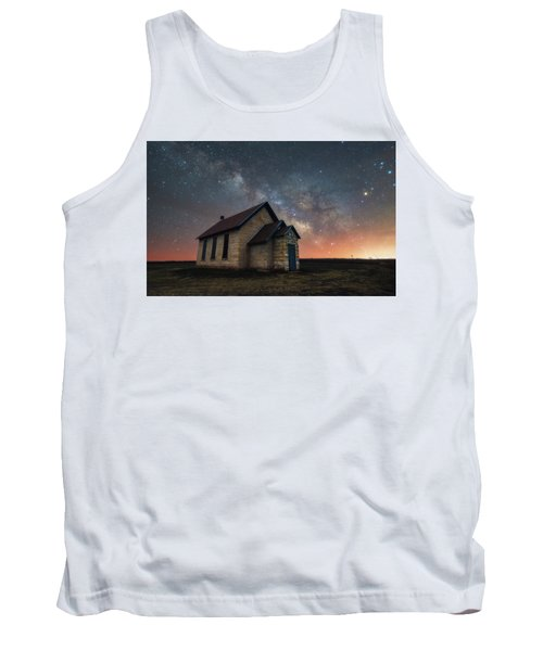 Tank Top featuring the photograph Class Of 1886 by Darren White