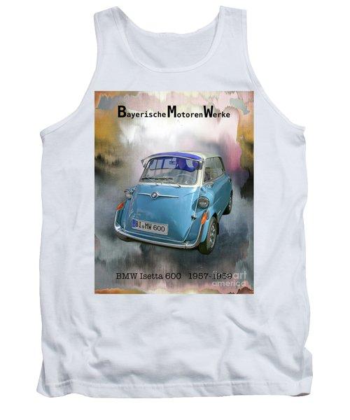 Classic Bmw 600 Tank Top