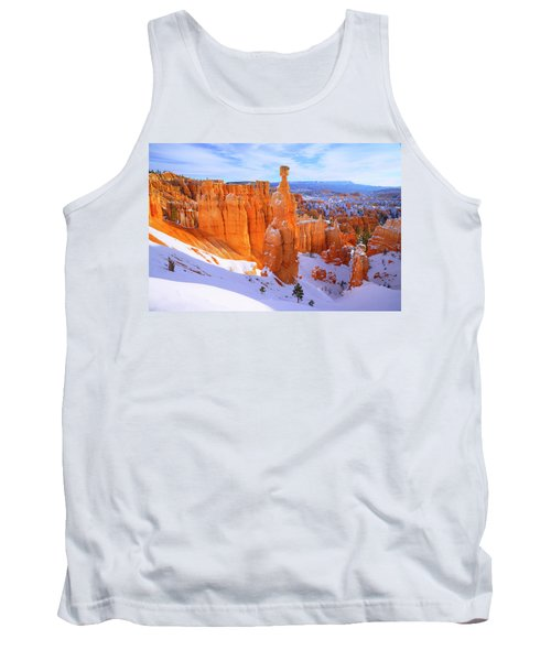 Tank Top featuring the photograph Classic Bryce by Chad Dutson
