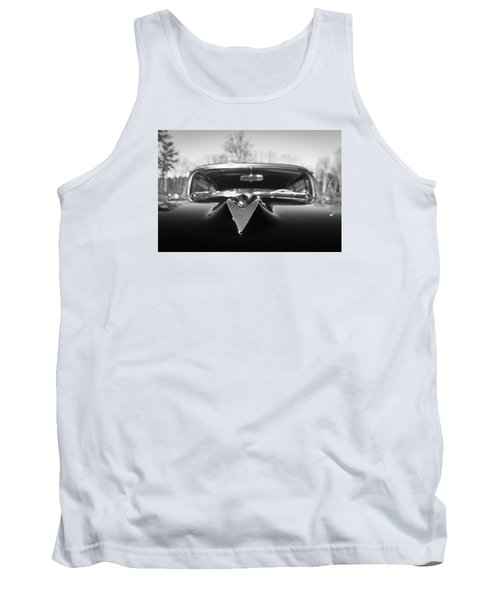 Tank Top featuring the photograph Classic Buick II by Wade Brooks