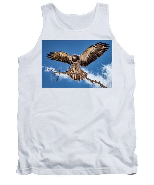 Cleared For Landing Tank Top