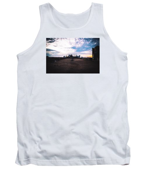 Cleveland From Afar Tank Top