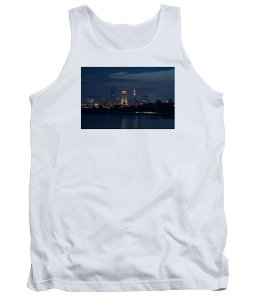 Cleveland Reflections Tank Top