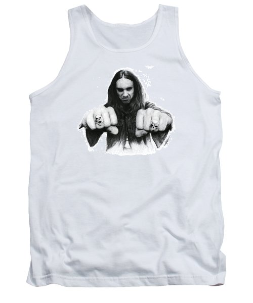 Cliff Burton Tank Top