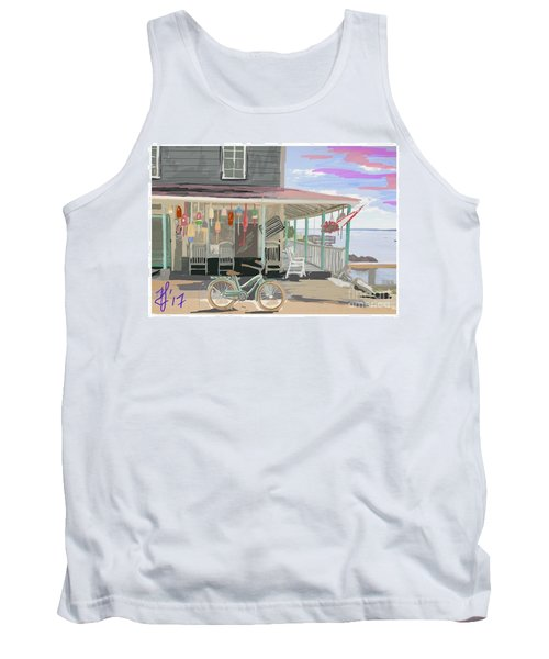Cliff Island Store 2017 Tank Top