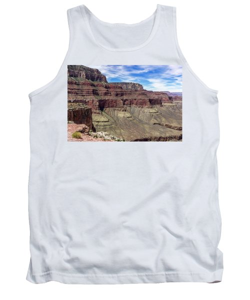 Cliffs In The Grand Canyon Tank Top
