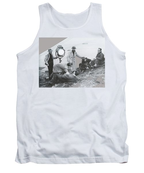 Clifton Young And Bogie Fight To The Death Dark Passage 1947-2016 Tank Top