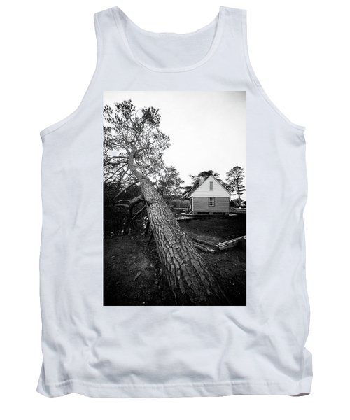 Tank Top featuring the photograph Close Call by Alan Raasch