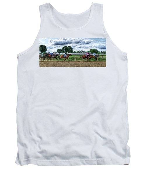 Close Competition Tank Top