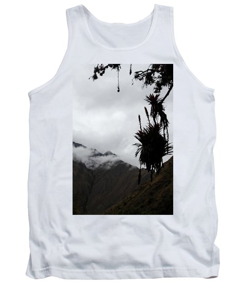 Cloud Forest Musings Tank Top