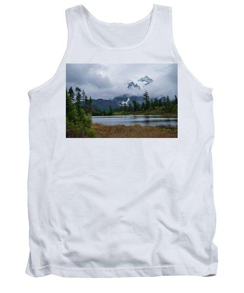 Cloud Mountain Tank Top
