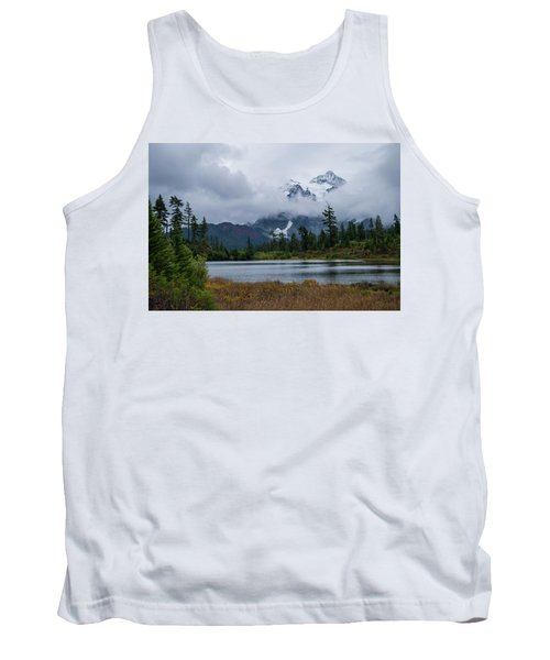 Cloud Mountain Tank Top