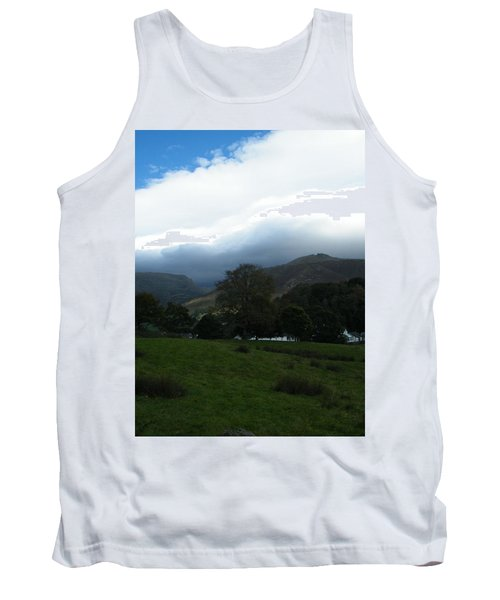 Cloudy Hills Tank Top