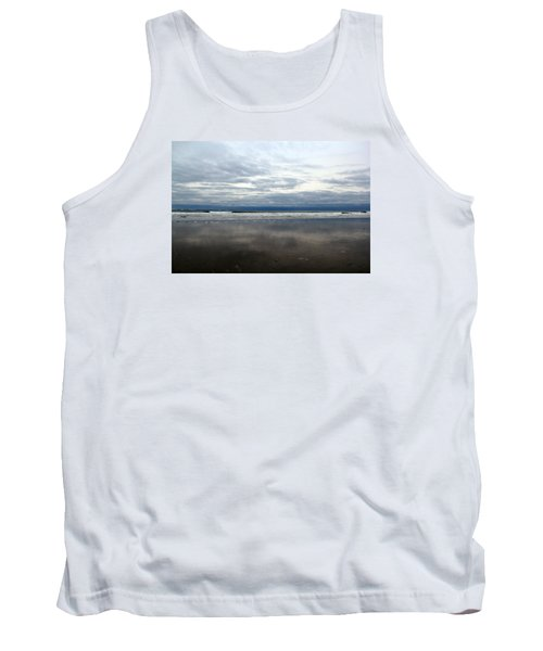 Cloudy Reflections Tank Top