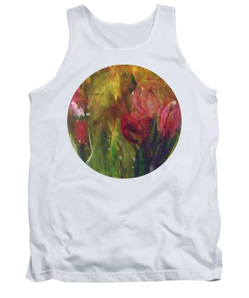 Cloudy With A Chance Of Rain Tank Top