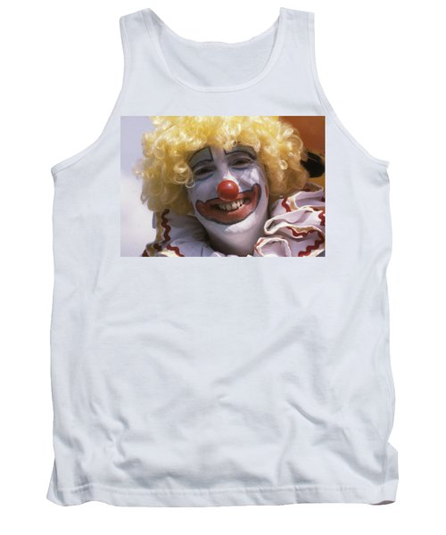 Clown-1 Tank Top