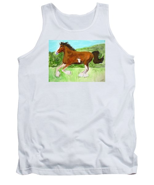 Clydesdale Tank Top